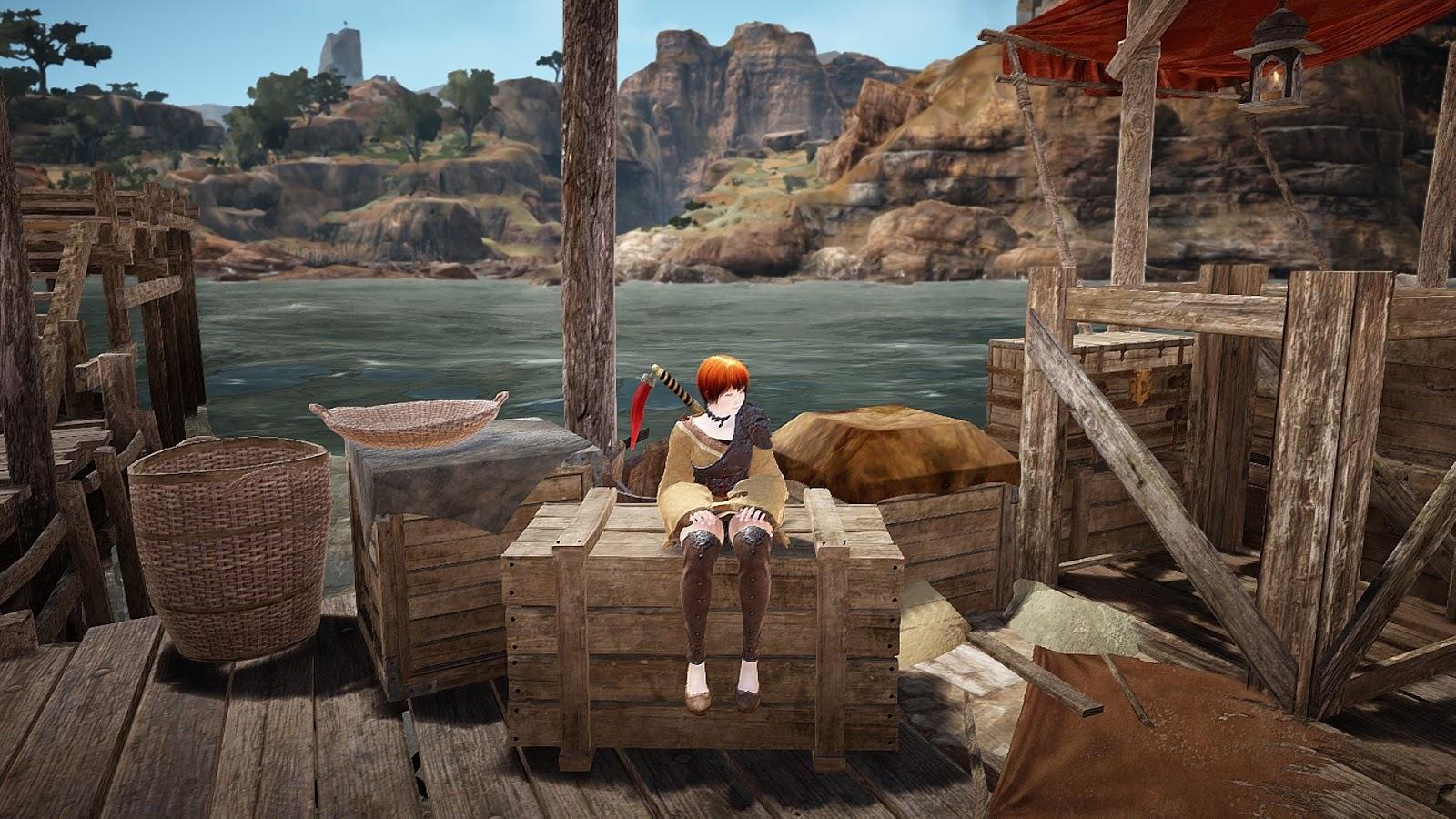 Inventory Full: A Tall Ship's Tale : Black Desert