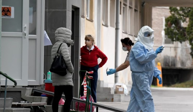 North Macedonia continues with alarming figures, 7 dead and 115 infected in the last 24 hours