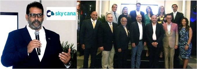 Lanzan en Nueva York nueva línea área dominicana  Sky Cana anunciando bajas tarifas en pasajes,  maletas y comida criolla en aviones