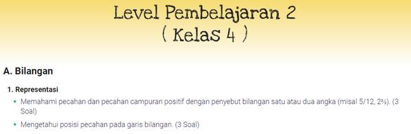 Soal Akm Numerasi Level 2 Untuk Kelas 3 Dan 4 Websiteedukasi Com