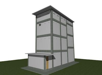 cara membuat gedung walet
