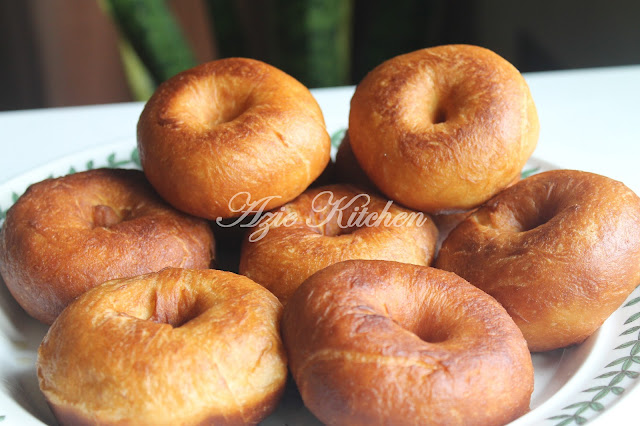 The Best Ever Donut Kentang
