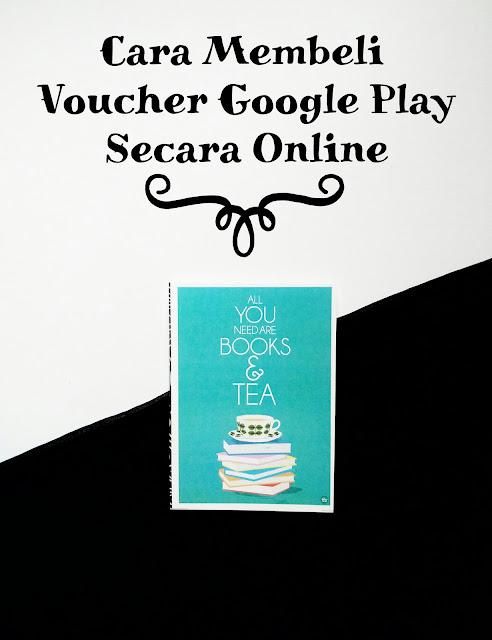 Cara Membeli Voucher Google Play Online Dan Pengalaman Membeli Ebook Dengan Redeem Code Gift