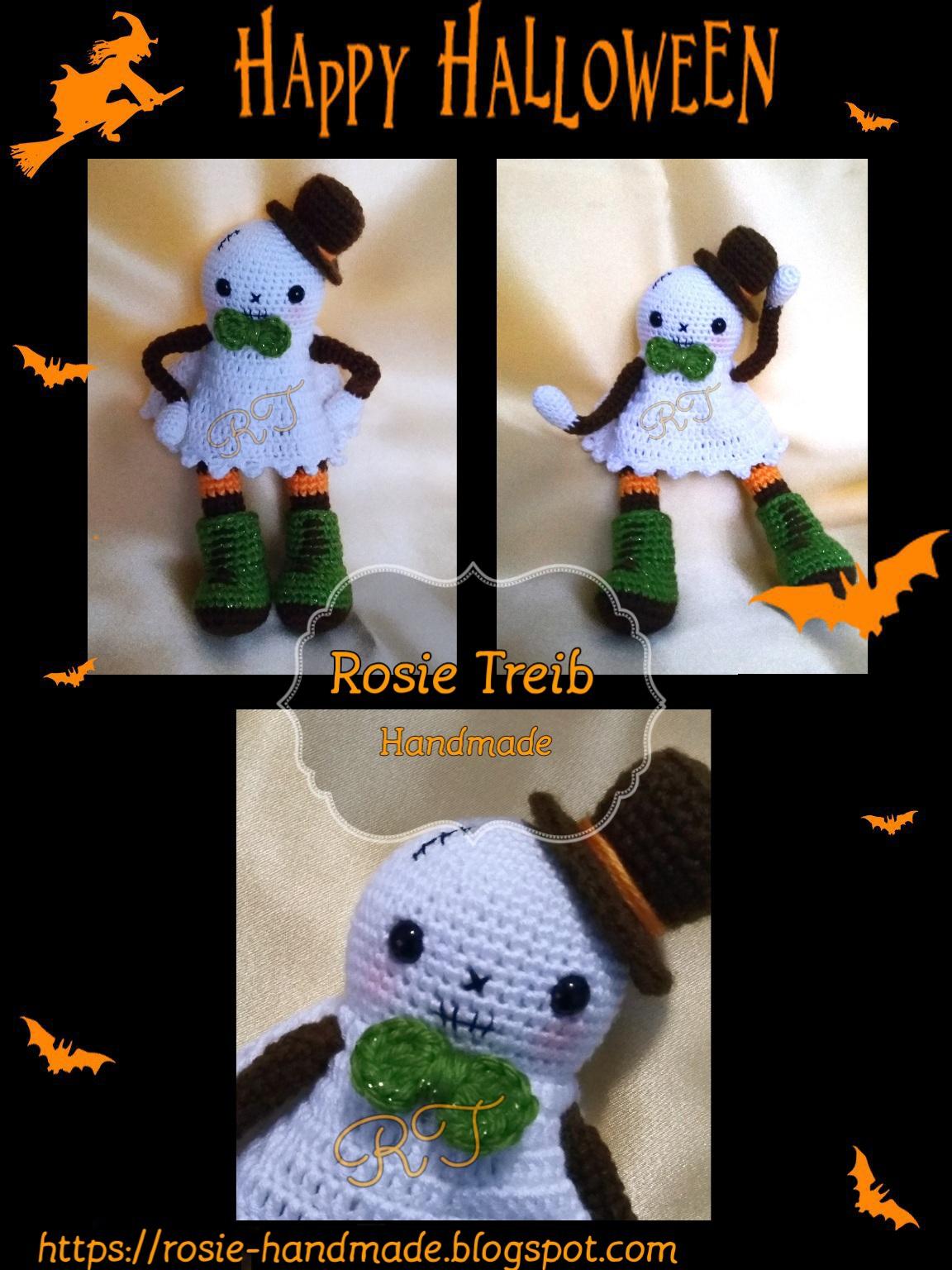 Ice Cream Snowman crochet pattern - Amigurumi Today | 1536x1152