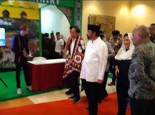 Presiden Joko Widodo Hadiri Kenduri Kebangsaan di Bireuen Setelah Tinjau Tol Aceh di Indrapuri