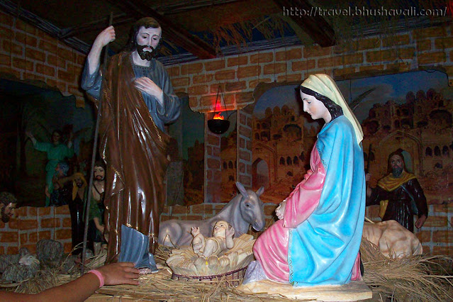 Christmas at Don Bosco Church Matunga
