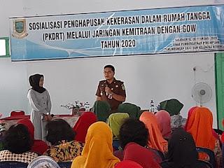 DP3AKB Kota Mojokerto Gandeng GOW Stop KDRT, Ini Aspek Penting yang Harus Dilakukan