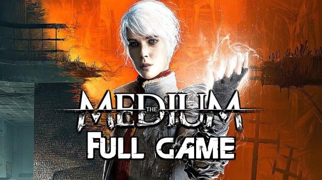 تحميل لعبة The Medium للكمبيوتر مجانا كاملة