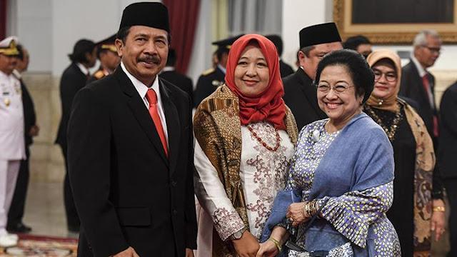 Megawati Sebut Banjir Karena Ulah Manusia