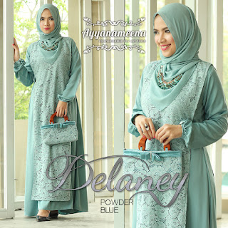 Delaney Powder Blue