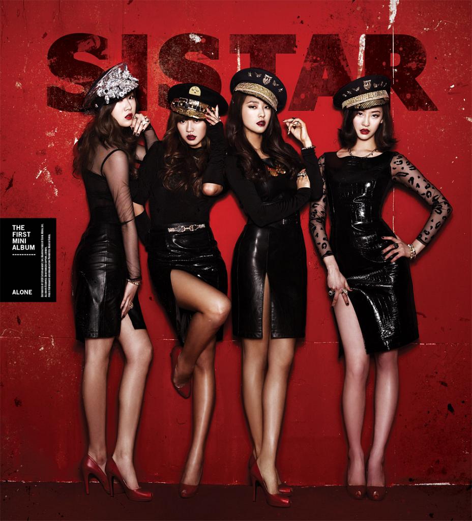 kpop download: [Mini Album] Sistar - ALONE [FLAC]