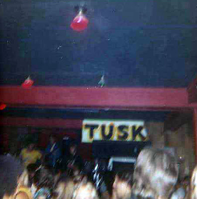 The band Tusk on stage at Mother's rock club when the club was first opened in Greenwood Lake, NY just north of the Jersey line. The club moved to Route 23 in Wayne, NJ in the late 70's.