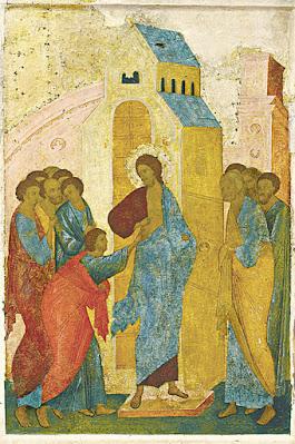 The Second Sunday of Pascha. Thomas Sunday (John 2019-31)
