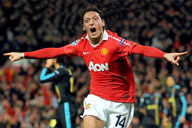 Benarkah Ozil Bakal Pindah ke United?
