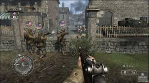 call of duty 2 مضغوطه بحجم 424 ميجا