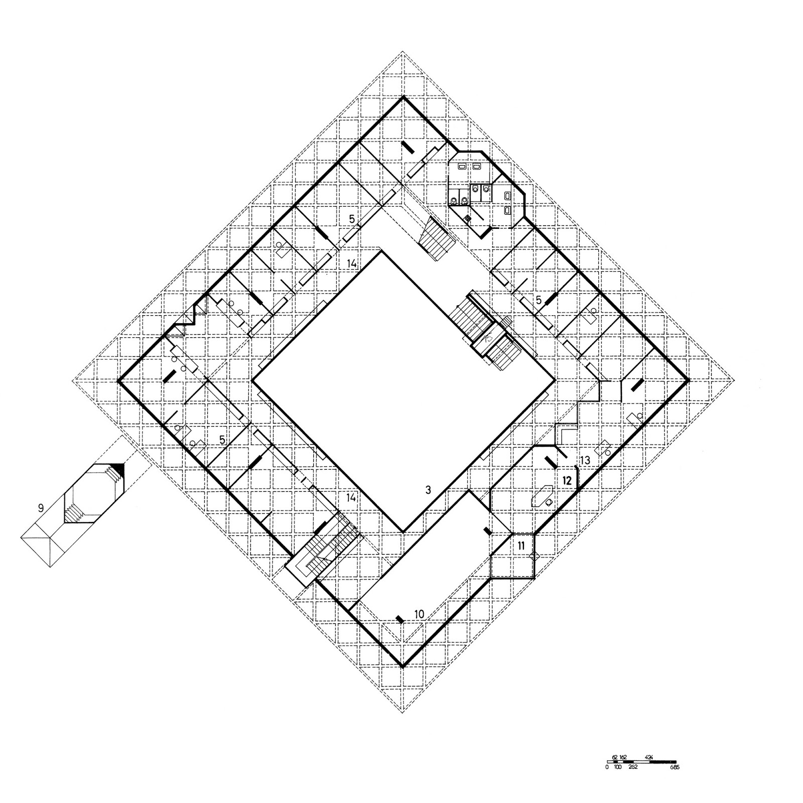 Hidden Architecture: City Hall of Bat Yam