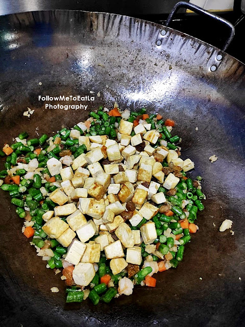 Tofu Goes In Now
