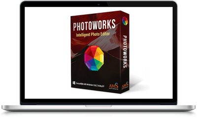 AMS Software PhotoWorks 7.0 Full Version