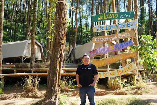 Mencoba DeLoano Glamorous Camping, Wisata Kemah Milenial di Dekat Borobudur
