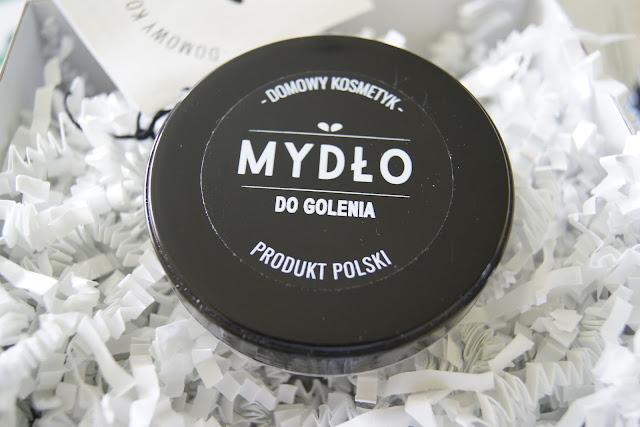 Domowy Kosmetyk - Mydło do golenia