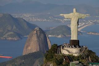 Uma das Sete Maravilhas do Mundo, Cristo Redentor completa 87 anos