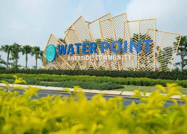 thông tin dự án Waterpoint Nam Long
