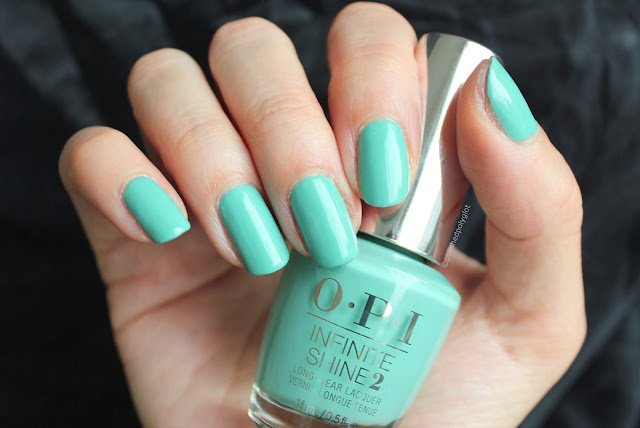 OPI Verde Nice to meet you Nail polish
