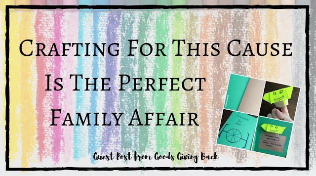 Crafting For This Cause Is The Perfect Family Affair