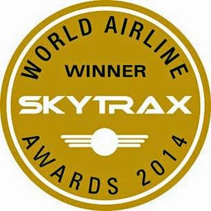 World Airline Awards 2014 dari Skytrax