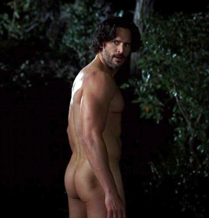 Joe manganiello naked — photo 2