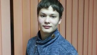 Воспитанник Алданского детдома Виталий Рогальский вынес ребенка из горящего дома!