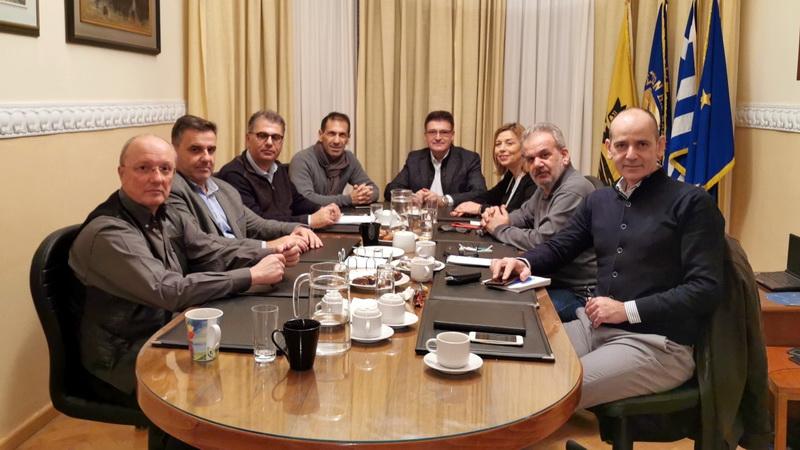 Διερευνητική συνάντηση για την αναβίωση του Δημοσιογραφικού Συνεδρίου της Σαμοθράκης