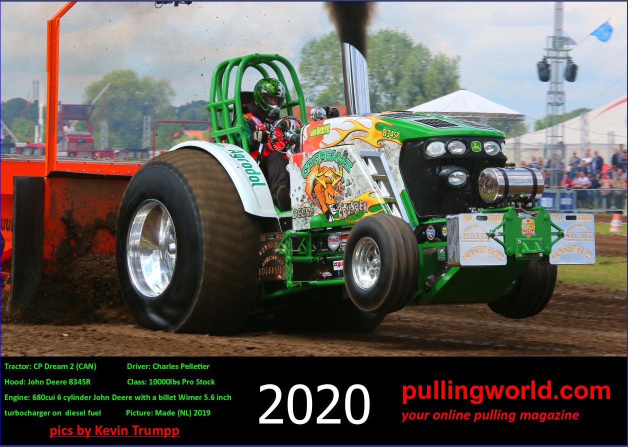 Tractor Pulling 2020 Italia Calendario.Tractor Pulling News Pullingworld Com 7 1 19 8 1 19