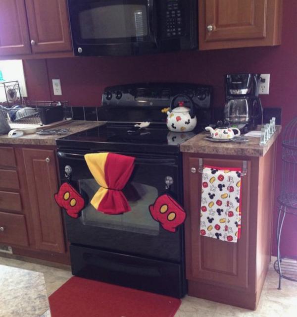Disney Kitchen Accessories