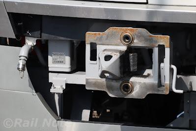 東京メトロ17000系日本製鉄MTC-001連結器