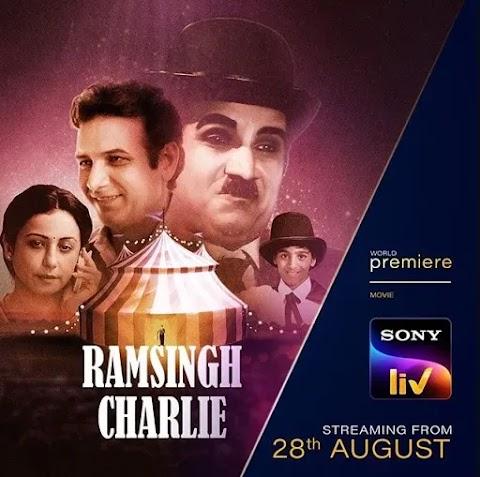 Ramsingh Charlie 2020 Hindi 300MB | 700MB | 1.4GB HDRip ESubs Download