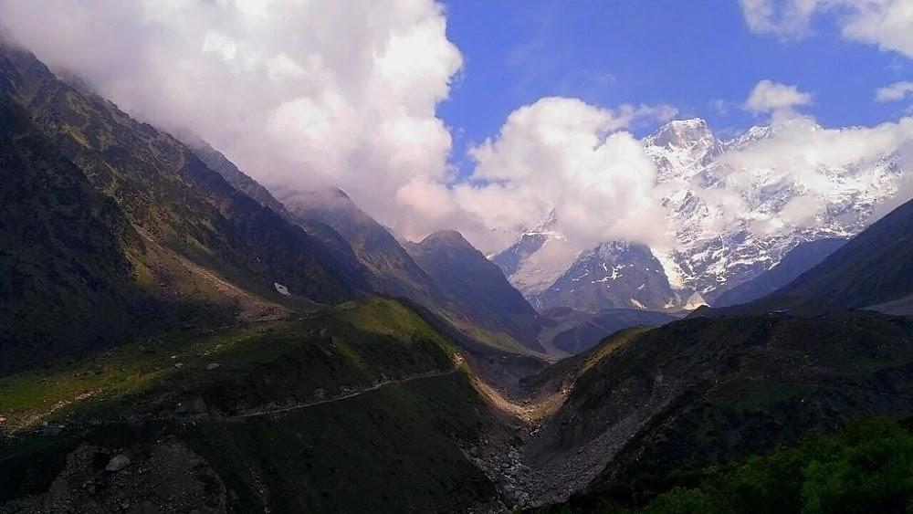 Kedarnath Mountain