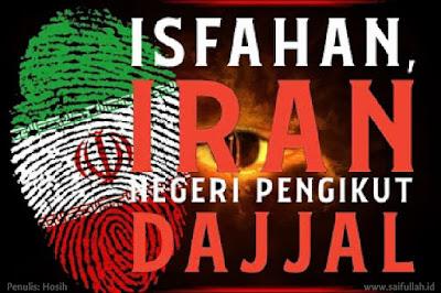 Kota Isfahan & 70.000 Pengikut Dajjal