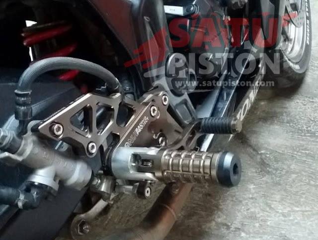 Pasang Underbone Nui Monster Di Honda CBR 150