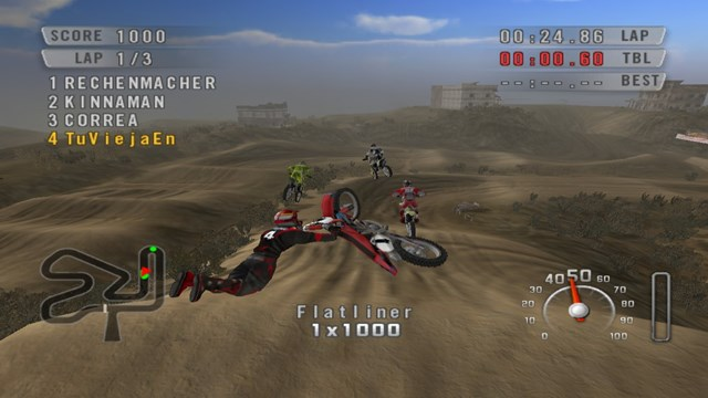 Download MX vs ATV Unleashed PC Gameplay