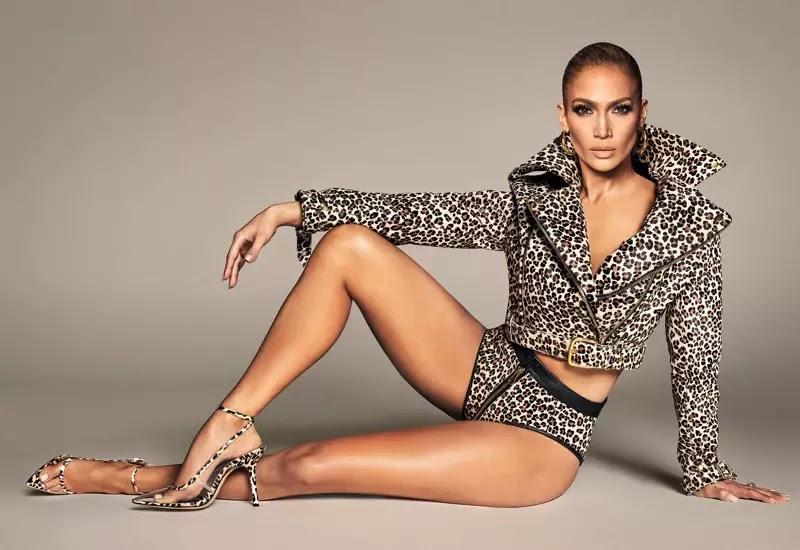 JLO Jennifer Lopez Parlata Pump