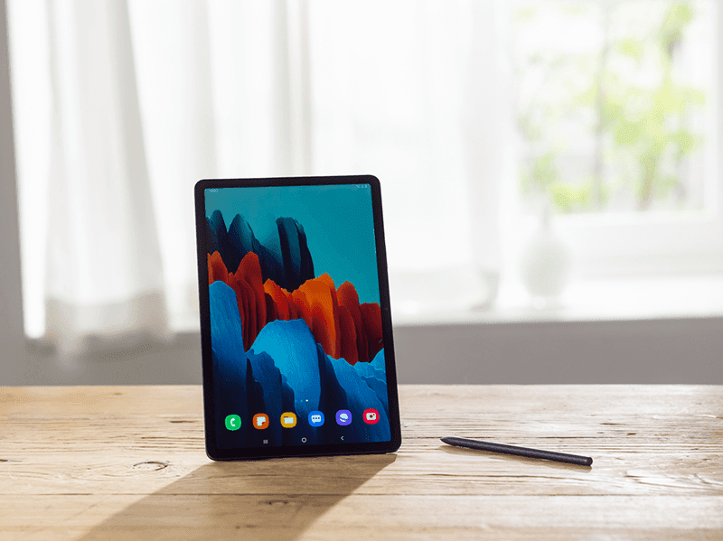 Samsung Galaxy Tab S7, S7+ with SD 865+ and 120Hz screen now official!