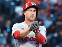 The cardinal explores Jedd Gyorko's commercial options