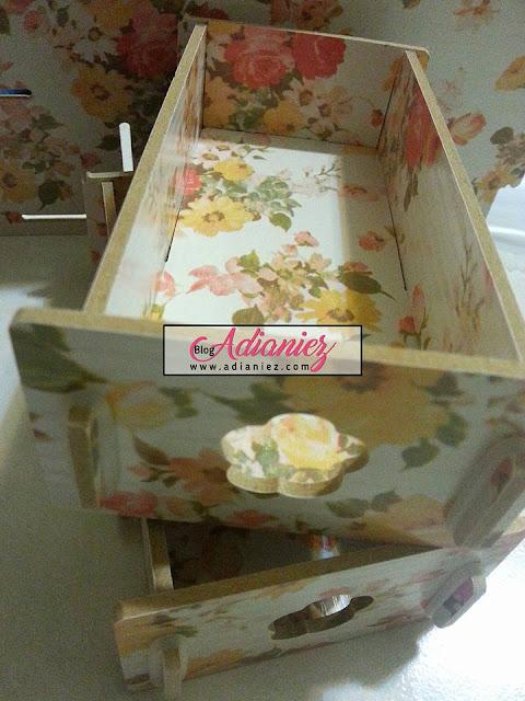 D.I.Y : Organizer @ Jewellery Box @ Lazada