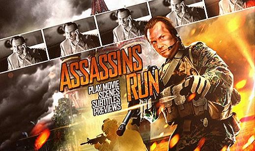 Assassins Run Hindi Dubbed Full BRRip Download