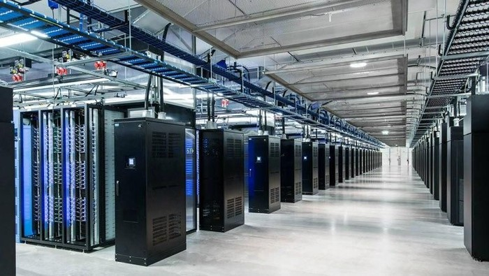 Kegunaan Data Center