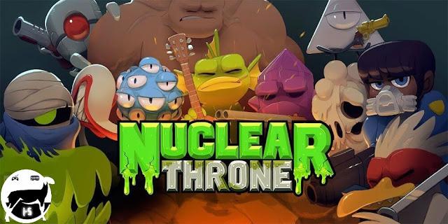 Nuclear Throne: Αποκτήστε το εντελώς δωρεάν