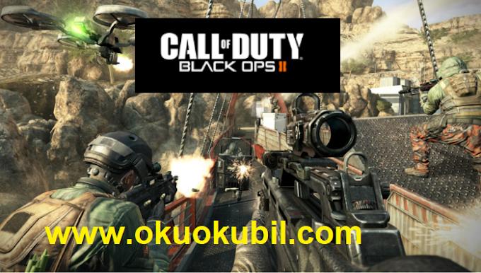 Call of Duty Black Ops 2 Sekmeme Sonsuz Can,Hızlı Mermi, Trainer 4 Hilesi İndir 2020