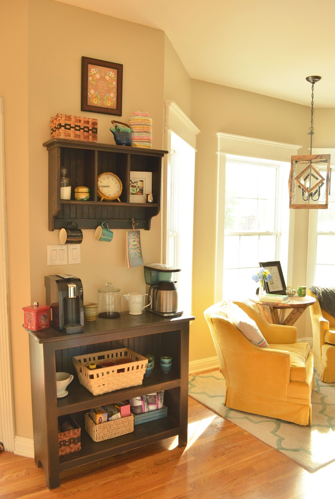 Lovely Sew Homegrown From Eat In Kitchen To Coffee Nook Hv78