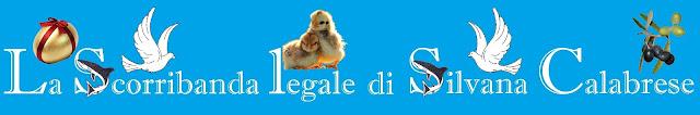 Blog La scorribanda legale intestazione pasquale. Silvana Calabrese